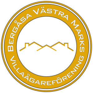 Bergåsa- Västra Marks Villaägareförening Logga