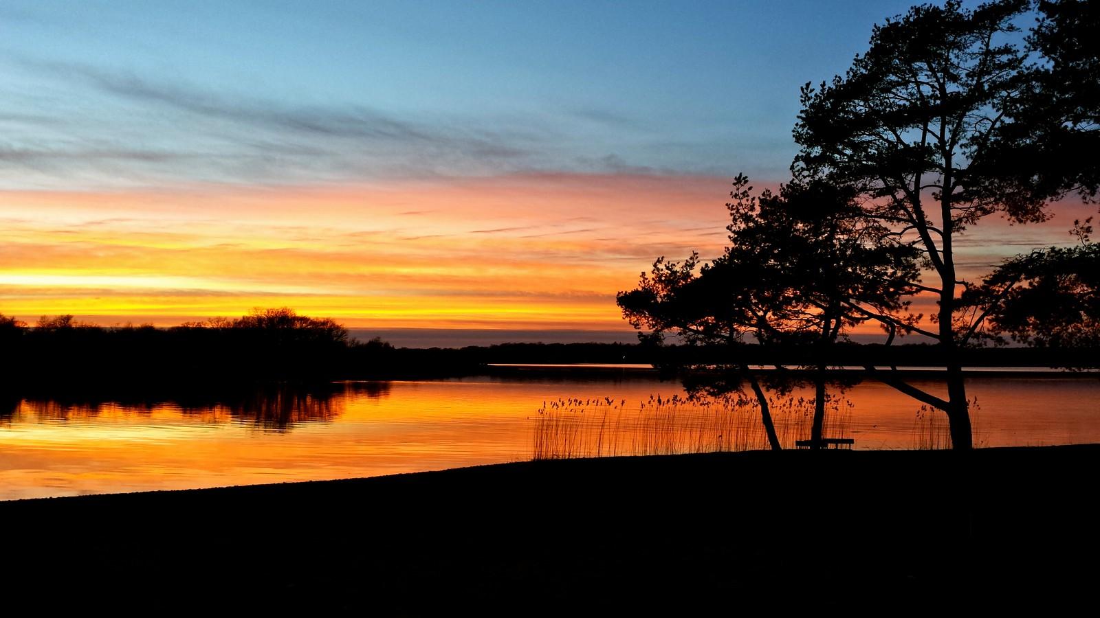 Bidrag 12 - Solnedgång
