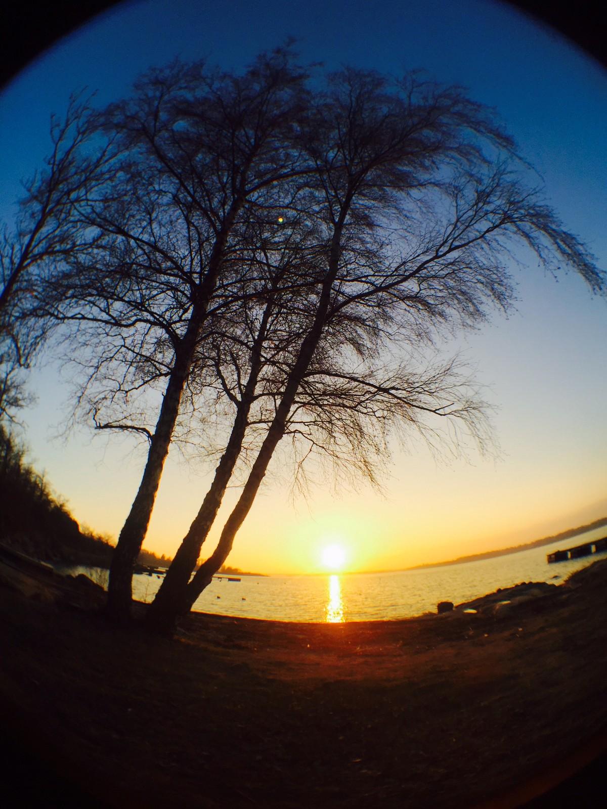 Bidrag 29 – Solnedgång vid Studentviken 2