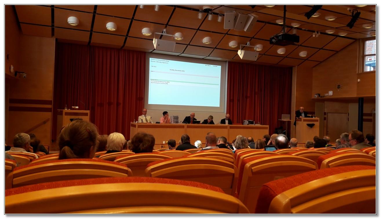 Kommunfullmäktigemöte 2017-09-21