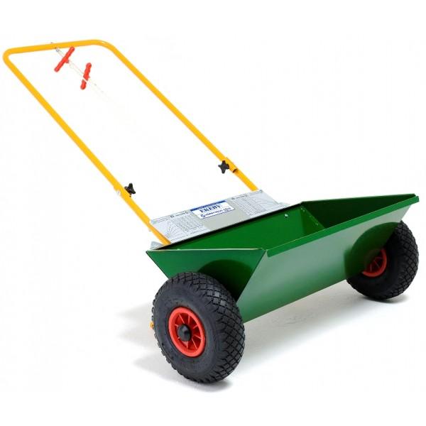 Såmaskin för gräs