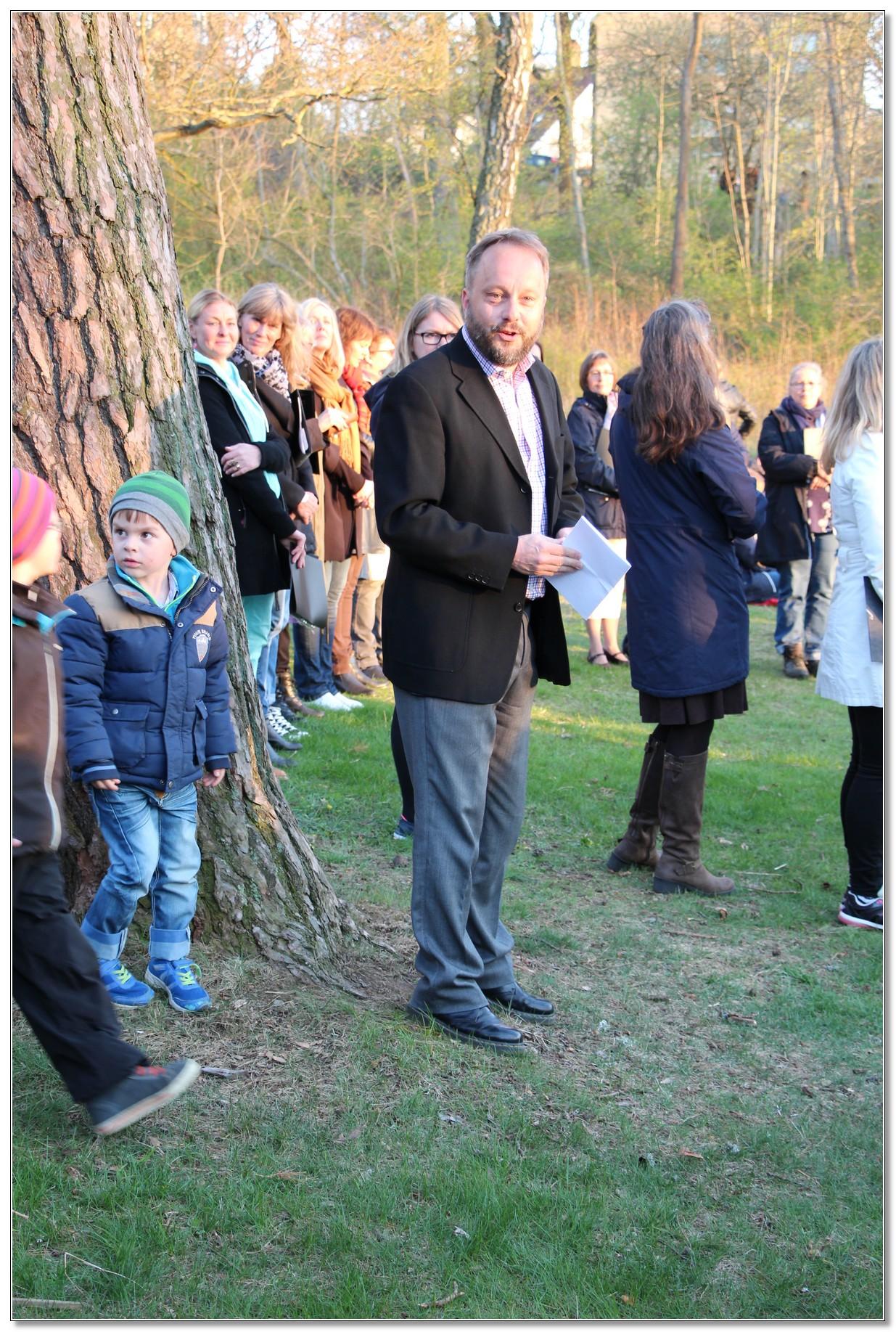 Årets talare Tomas Martinsson