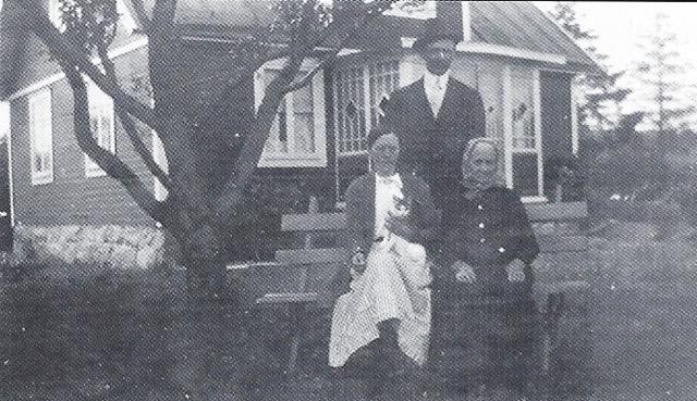 Bergåsahus 1885-1913