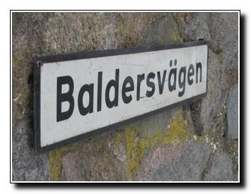 Baldersvägen