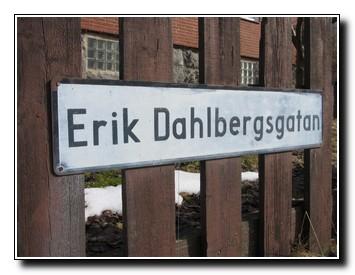 Erik Dahlbergsgatan