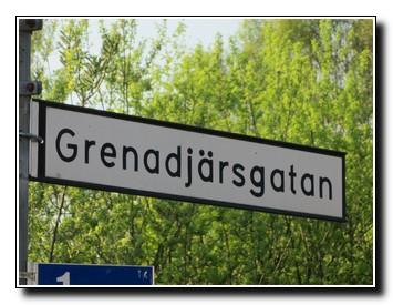 Grenadjärsgatan