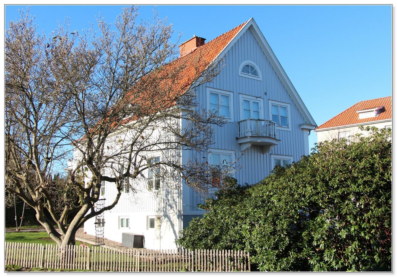 Erik Dahlbergsgatan 1, med mycket intressant balkong. Foto Hans Södergren.