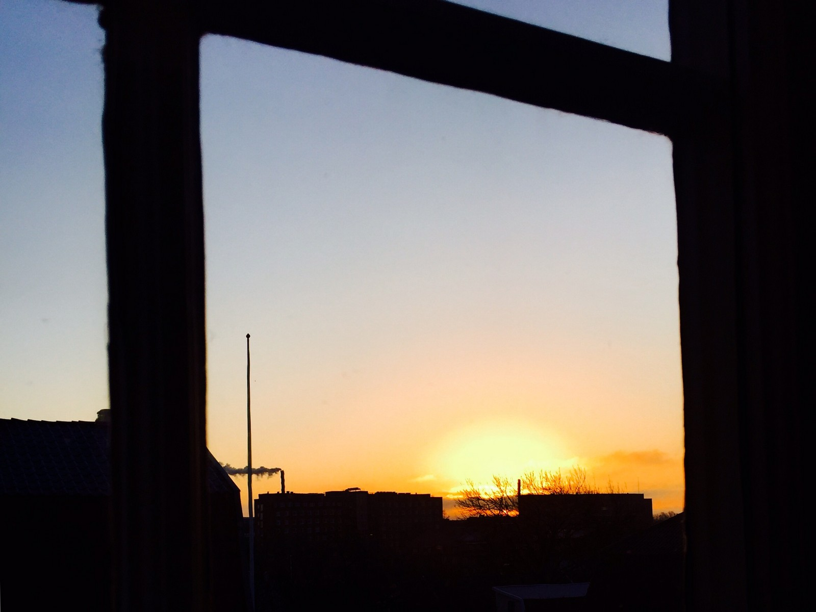 Bidrag 26 – Soluppgång vid lasarettet