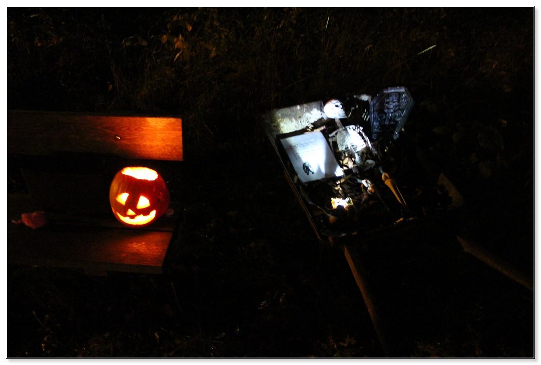 Halloween i Lillan 2020-10-30