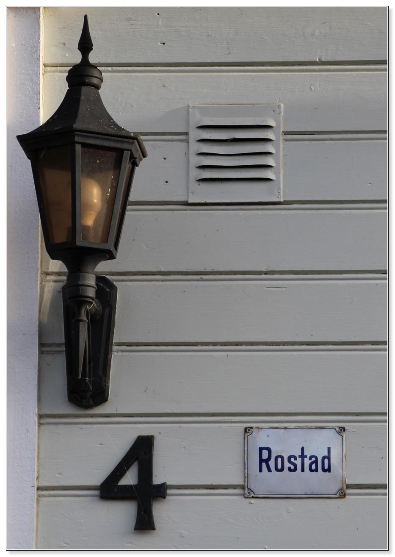 Rostad, Rostavägen 4/Sunnavägen 117. Foto Hans Södergren.
