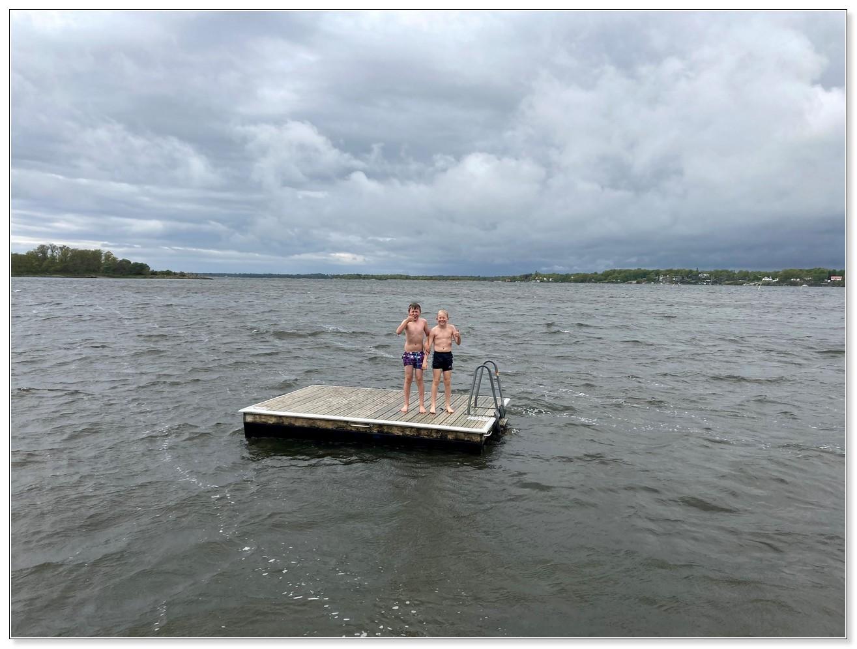 Sjösättning 2021-05-23